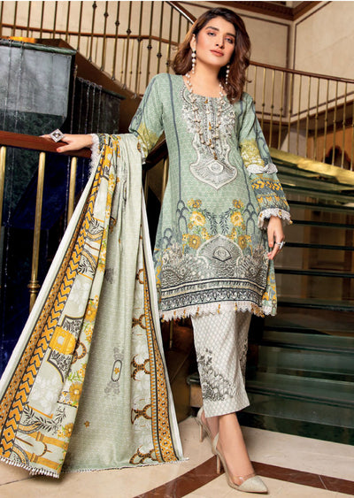 MAL03 - Readymade - Haniya Designer Collection by Munira 2020 - Memsaab Online