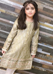 MRS01K Readymade Kids Beige Summer Suit - Memsaab Online