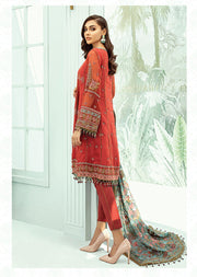 03 - ESTIRA - Unstitched - Janaan Luxury Chiffon Collection 2020 - Memsaab Online