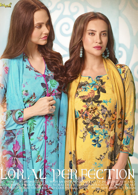 V4305 - Vaishali - Unstitched Collection 2019 - Designer Salwar Kameez suits C - D - Memsaab Online