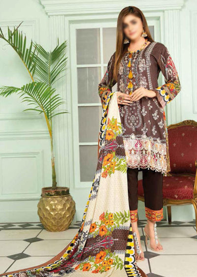SLM04 - Readymade - Munira Designer Digital Print Collection 2020 - Memsaab Online