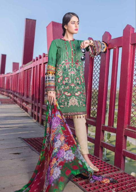 KKS04 - Seaweed - Readymade - Kuch Khas Collection by Simran Collection 2020 - Memsaab Online
