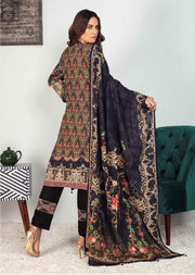 SKP-04 - Readymade - Riwayat Khaddar Collection by Simrans - Memsaab Online