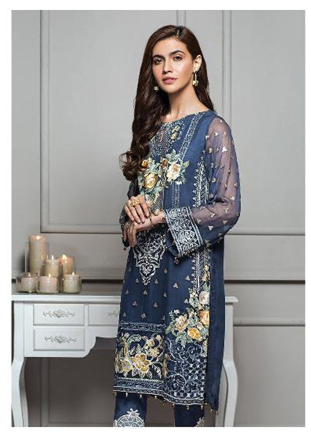 04 Tushan - Xenia Formal Viola Collection '2020 - READYMADE Design - Memsaab Online