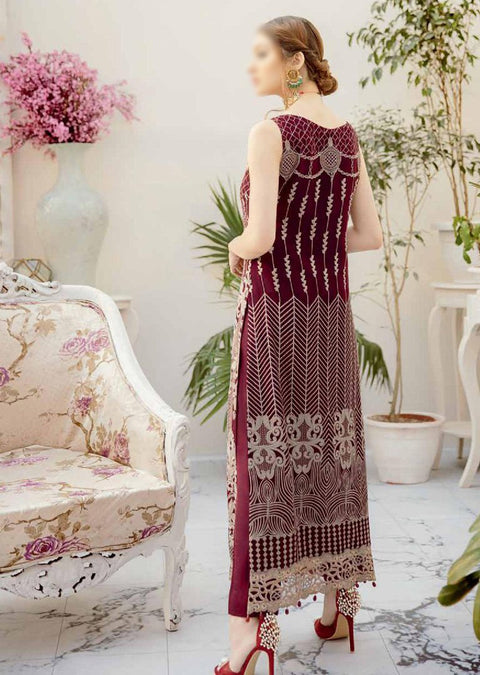 READYMADE - Rangoon By Ramsha Collection Vol 5 - Pakistani Designerwear - Memsaab Online