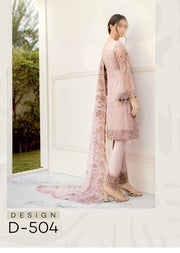 D-504 READYMADE Rangoon By Ramsha Collection Vol 5 - Pakistani Designerwear - Memsaab Online