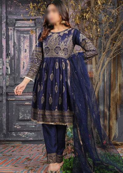 5140 Readymade Shaposh Viscose Suit - Memsaab Online