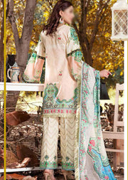 EW-514 - Unstitched - Eshaisha Luxury Winter Embroidered Collection 2020 - Memsaab Online