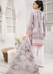 FBR05 - Unstitched - Farasha by Baroque Replica 2020 - Memsaab Online
