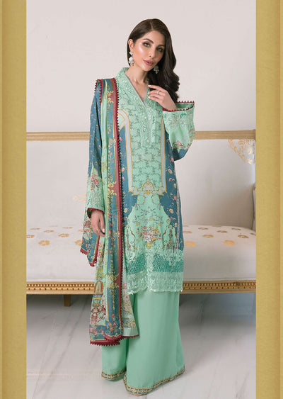 R611 - Unstitched - Florence Winter Collection by Rang Rasiya 2020 - Memsaab Online