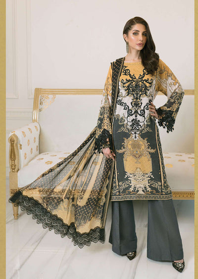 R612 - Unstitched - Florence Winter Collection by Rang Rasiya 2020 - Memsaab Online