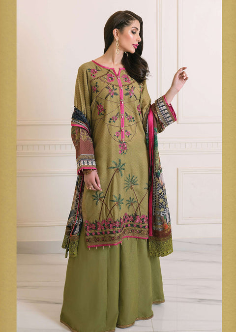 R614 - Unstitched - Florence Winter Collection by Rang Rasiya 2020 - Memsaab Online