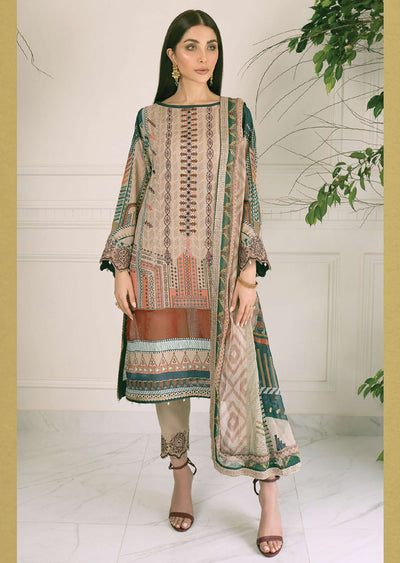 R616 - Unstitched - Florence Winter Collection by Rang Rasiya 2020 - Memsaab Online