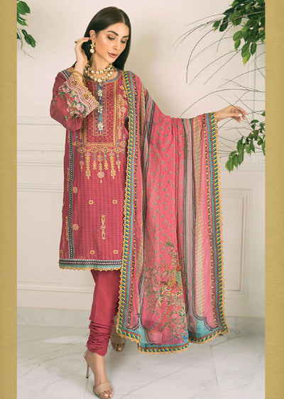 R617 - Unstitched - Florence Winter Collection by Rang Rasiya 2020 - Memsaab Online