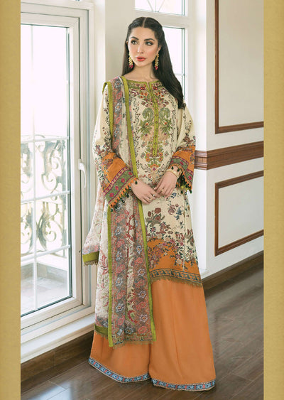 R621 - Unstitched - Florence Winter Collection by Rang Rasiya 2020 - Memsaab Online