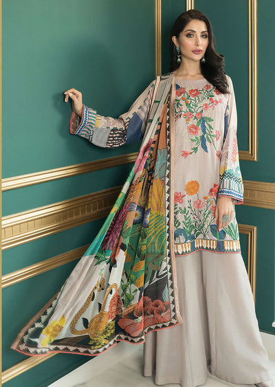 R622 - Unstitched - Florence Winter Collection by Rang Rasiya 2020 - Memsaab Online