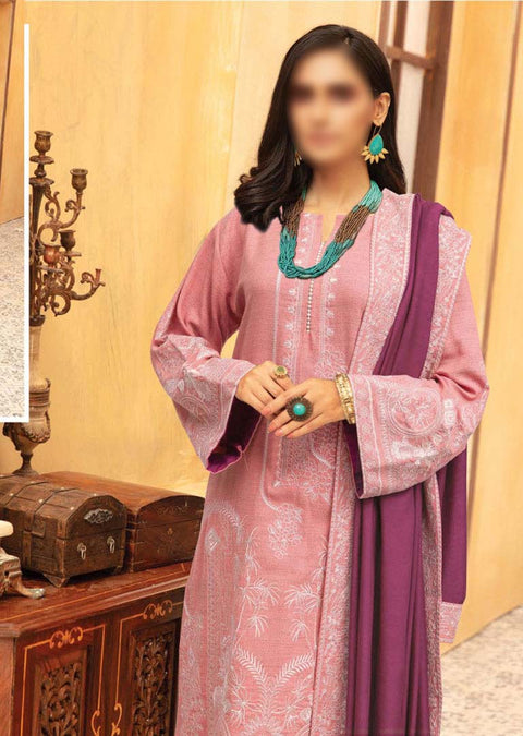 JH-647 Unstitched Riwaj Winter Coll' by Johra - Memsaab Online