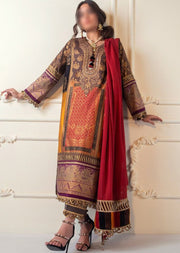 B206-A - Unstitched Kurnool Luxury Collection By Sana Safinaz 2020 - Memsaab Online