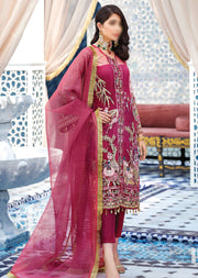 AD06 - AMEUR - Unstitched - Adila Gulaal Collection 2020 - Memsaab Online