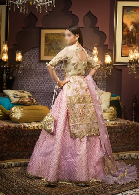 AJF06 - Unstitched - Farozaan Collection by Asim Jofa 2020 - Memsaab Online