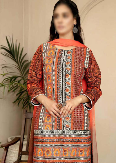 CK-712 - Readymade - Mona Summer Pret Collection by Ally's - Memsaab Online