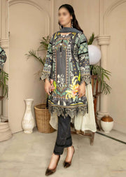 CK-719 - Readymade - Mona Summer Pret Collection by Ally's - Memsaab Online