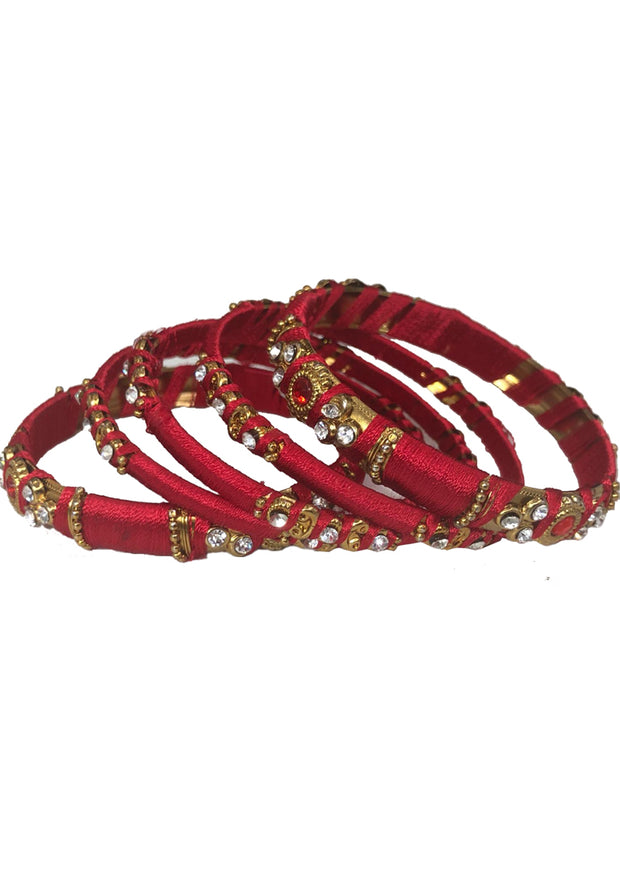G - Thread bangles Set - Memsaab Online