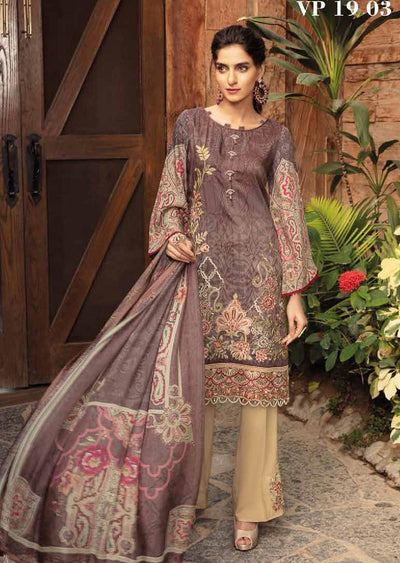 Tulip by Simrans PRE WINTER Readymade Collection 2020 - Pakistani designer Suit - Memsaab Online