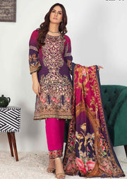 SKP-07 - Readymade - Riwayat Khaddar Collection by Simrans - Memsaab Online