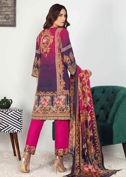 Readymade - Riwayat Khaddar Collection by Simrans - Memsaab Online
