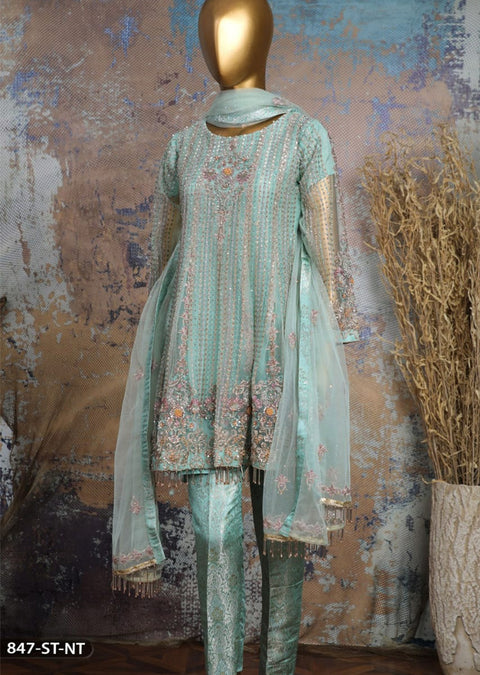 847 Readymade SHaposh Premium Dress - Memsaab Online