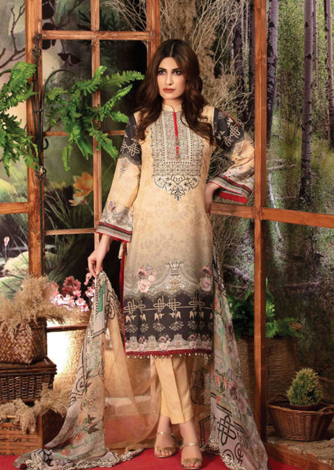 Tawakkal Classic Karandi Unstitched Collection 2020 - Memsaab Online
