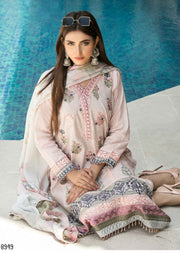 D8949 Unstitched Platial Dreams Collection by Tawakkal 2020 - Memsaab Online