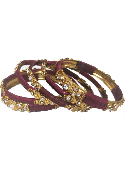B885 - H - Thread bangles Set - Memsaab Online