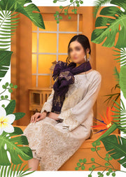 D-9197 Unstitched Verve Viscose Broshia Collection by Tawakkal - Memsaab Online