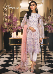 AC1907 - Anaya by Kiran Chaudhry La Belle Soiree Luxury Collection 2019 - Unstitched - Pakistani Designer wear - Memsaab Online
