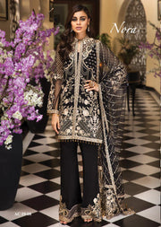 Anaya by Kiran Chaudhry La Belle Soiree Luxury Collection 2019 - Unstitched - Pakistani Designer wear - Memsaab Online