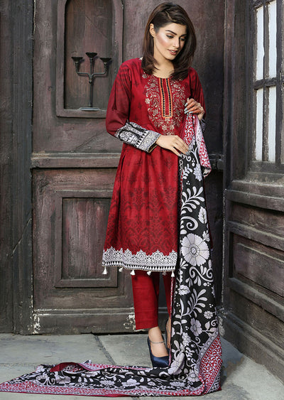 AMT5103A Winter Bliss by Memsaab Ready-to-Wear (Kameez) - Memsaab Online