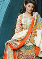 AMT5105 khaddar Winter Bliss by Memsaab Ready-to-Wear - Memsaab Online