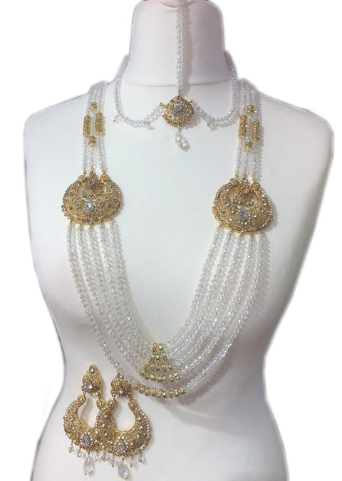 Arzoo- Necklace Set - Memsaab Online