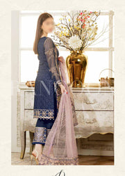 D-403 Ramsha Rangoon - Readymade Chiffon Collection 2019 - Pakistani Designerwear - Memsaab Online