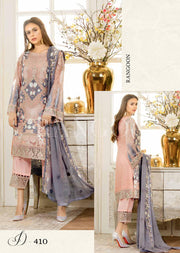 Ramsha Rangoon - Readymade Chiffon Collection 2019 - Pakistani Designerwear - Memsaab Online