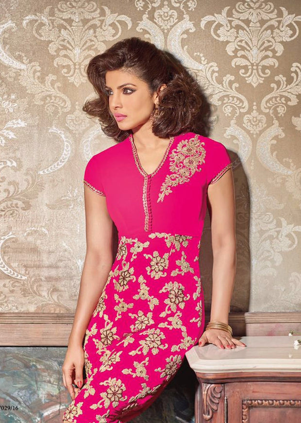 093db6eea4fa 05 D5126 Heroine Priyanka Chopra Indian Pakistani Fancy Dress Anarkali Suit  - Memsaab Online