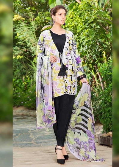 Eshaisha Luxury Festive Embroidered Collection Vol 4 - Memsaab Online