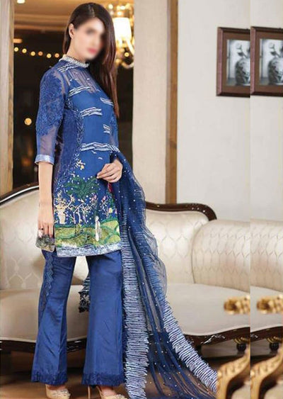 Eshaisha Luxury Formal Wear Collection 2017 - Memsaab Online
