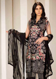 F-1705 Readymade Verve Vol 17 Collection by Ramsha - Pakistani designer chiffon suits - Memsaab Online