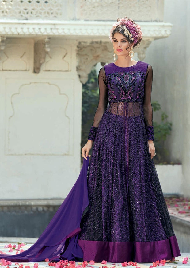Jinaam Floral Mughal Collection - Memsaab Online
