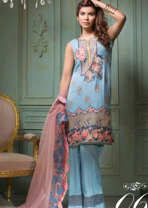 OMB06 Ombre Chiffon Collection - Memsaab Online