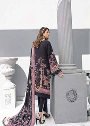 R104R - Readymade - Ramsha Riwayat Luxury Linen Collection 2020 - Memsaab Online