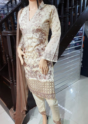 SDQ02 Readymade Masuri Gold Embroidered Suit - Memsaab Online